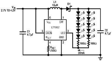 Power  lifier 2X5W With TDA1516Q Circuit L44968 besides 53920 additionally 57317 Feu Stop Moto A Led likewise Emergency Light 555 also Power Supply 0 15v 1a. on 5w led datasheet
